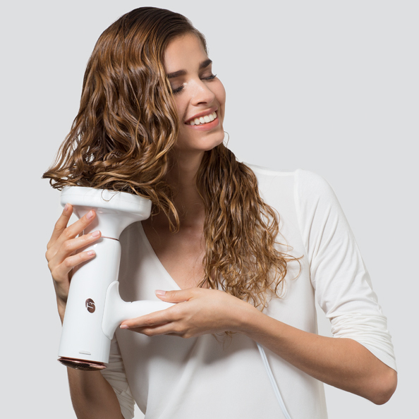 How to Diffuse Hair